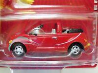 Johnny Lightning - Coca-cola Brand - Chrysler Pt Cruiser Convertible / Tin Box