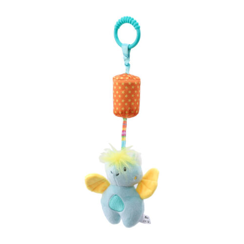 Baby Infant Rattles Plush Animal Stroller Hanging Bell Play Toy Doll Soft Bed G