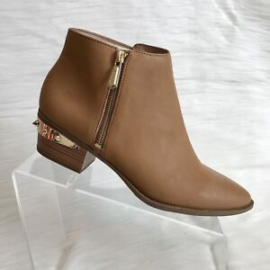 9aa5dad852f7bf Circus by Sam Edelman Women s Ankle Boots Holt Golden Caramel ...