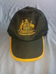 Australia-Green-amp-Gold-Cap-Preowned