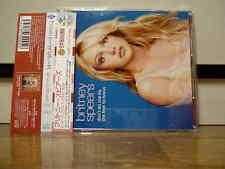 Britney Spears / Don't Let Me Be The Last To Know [CDS 2001] 7trk Japan Only