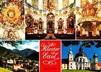 Kloster Ettal , Ansichtskarte, ungelaufen
