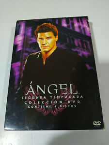 Angel-Segunda-Temporada-2-6-x-DVD-Espanol-ingles