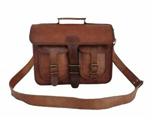 Leather Briefcase 13
