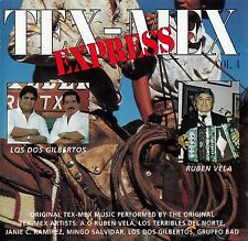 TEX-MEX EXPRESS VOL. 4 / CD - TOP-ZUSTAND