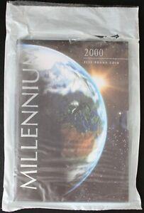 2000-Millennium-Five-Pound-Coin-Cupro-Nickel-Coins-KM-Coins