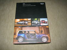 Mini Pressemappe Press Kit IAA 2007, 2 Prospekte Brochure + 1 CD-ROM, 116 Seiten