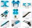 Actualizacion-de-Metal-de-Aluminio-Hagalo-usted-mismo-piezas-apto-para-1-10-Tamiya-CC01-4WD-Radio miniatura 2