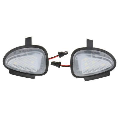 2x LED UMFELDBELEUCHTUNG AUSSENSPIEGE