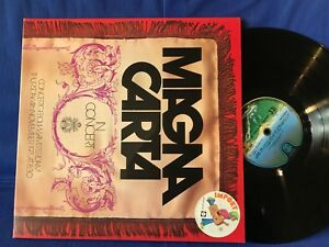 MAGNA CARTA CONCERT VERTIGO LP ORIG UK EXC+
