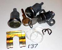 1970-73 Camaro Trunk Lock And Door Lock Set With Long Cylinders 137
