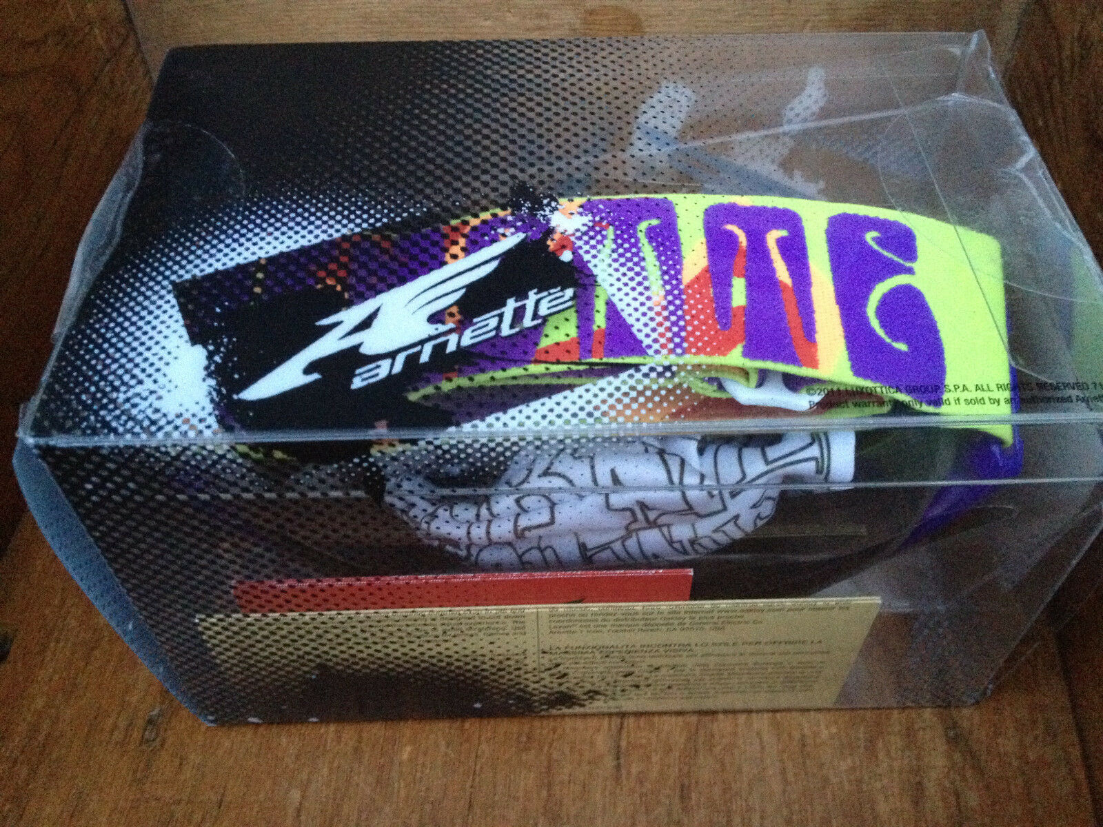 Arnette Mercenary AN5002-37 Psychedelic Persimmon Ski Snowboard Goggles new new Goggles 6c6ee6