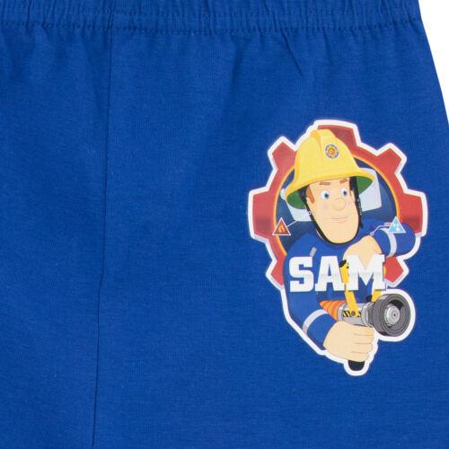Fireman Sam PyjamasEnfants Fireman Sam PyjamaGarçons Fireman Sam Pyjama Set