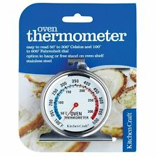Kitchen Craft Stainless Steel  Oven Thermometer-8135
