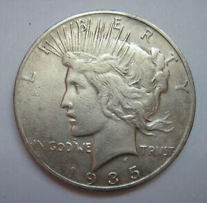 1935-S-Peace-Dollar-VF-Semi-Key-Coin