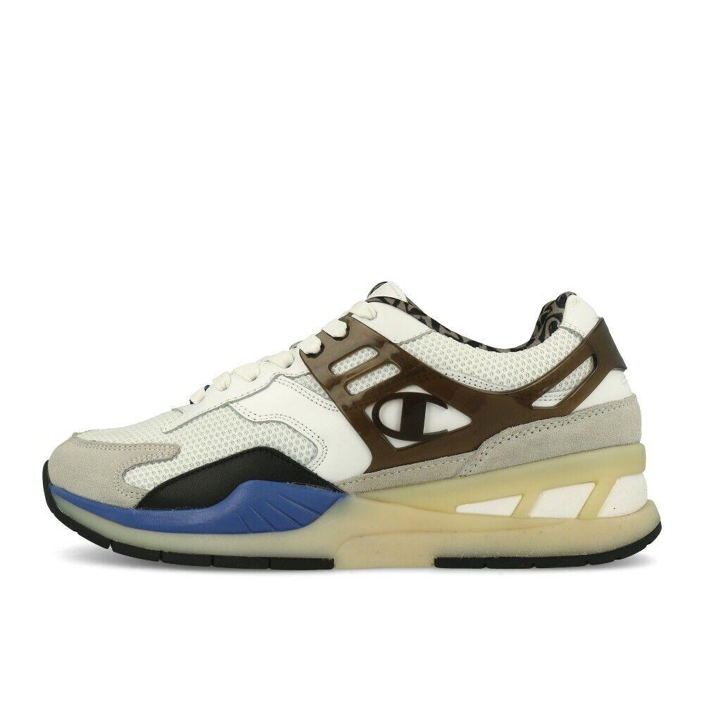 Champion Pro Premium Weiß Nubuk Royal Blau Schuhe Turnschuhe Weiß Blau    | Um Eine Hohe Bewunderung Gewinnen Und Ist Weit Verbreitet Trusted In-und