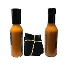 Black 45x52 Heat Shrink Neck Wrap Band Hot Sauce Bottle Tamper Seal 250 Pack