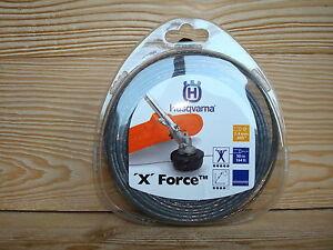 Nylonfaden-HUSQVARNA-X-Force-2-4-mm-50-m-Spule