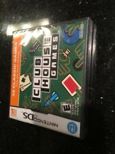 Clubhouse Games (Nintendo DS, 2006)