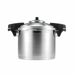NEW Scanpan Stainless Steel Pressure Cooker 6L 22cm (RRP $395)