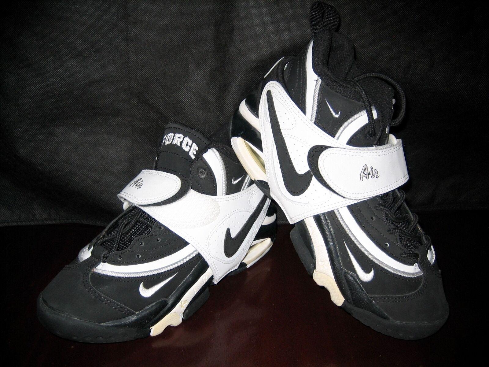 Nike Air College Force BG '96 USA 5Y NIB NOS vintage ORIGINAL sneakers jordan