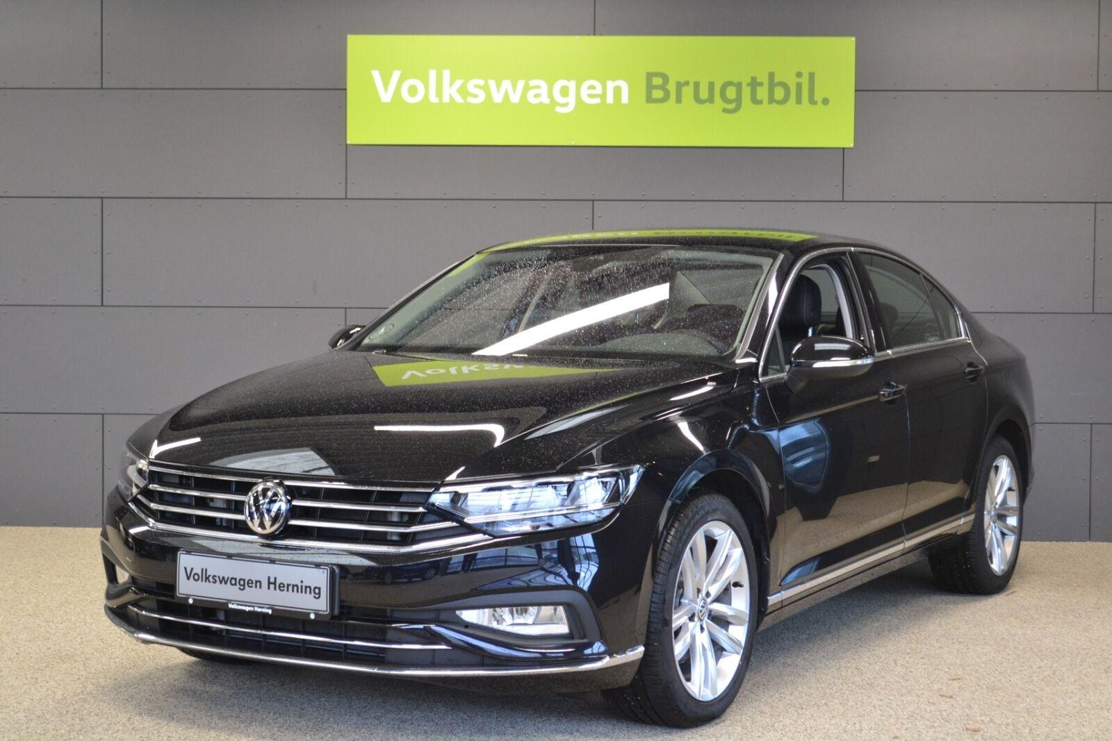 VW Passat 1,5 TSi 150 Elegance+ DSG 4d - 379.900 kr.