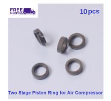 Two Stage Piston Ring Air Compressor Pcp High Pressure Spare Parts Kits 10pcs