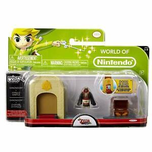 Nintendo-Micro-Land-The-Legend-of-Zelda-Windwaker-ganandorf-Hyrule-Schloss-NEU