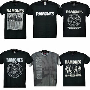 Ramones-Officiel-Cbgb-Joint-World-Tour-Johnny-Joey-Tommy-Dee-Dee-T-Shirt-12C