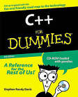 C++ For Dummies by Stephen R. Davis (Mixed media product, 2000)