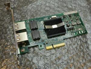 IBM-39Y6127-39Y6128-Pro-1000-PT-Dual-Port-Server-Adaptateur-Gigabit-Carte-Pci-E