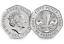 Rare-50p-Coins-Kew-Gardens-WWF-EU-Gruffalo-SNOWMAN-Sherlock-Holmes-HAWKING thumbnail 95