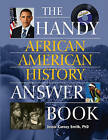 The Handy African American History Answer Book by Visible Ink Press (Paperback, 2014)