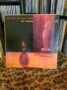 New-Bottle-Old-Wine-Gil-Evans-1958-Original-Mono-pressing-Vg-Vg