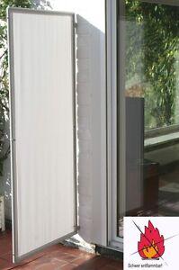 In- und Outdoor Paravent Flexi 1, Sichtschutz für Garten, Terrasse ...
