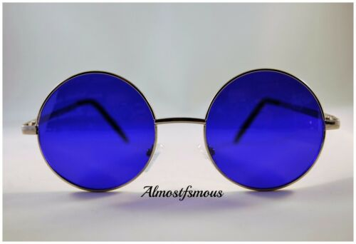 PETIT CERCLE ROND Lunettes de Soleil John Lennon Hippie