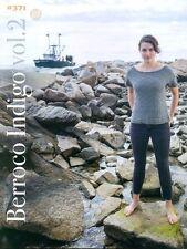 Berroco ::Booklet #371:: Indigo yarn, vol. 2, 6 desings and accessories