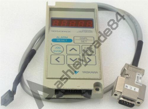 Yaskawa JUSP-OP02A SigmaII Digital Operator Used Tested