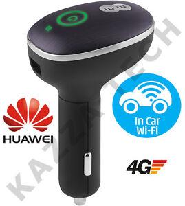 Copieux Huawei E8377 Carfi En Voiture Lte 4g 3g Wifi Mobile Modem Sans-fil Simfree Apparence Attractive