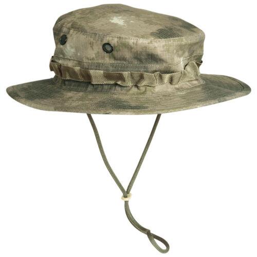 Mil-Tec Tactical Army GI Boonie Jungle Bush Hat Hiking Fishing Cap MIL-TACS AU