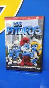 Film-en-DVD-Schtroumpfs-la-Aventure-non-Peut-Etre-Plus-Large