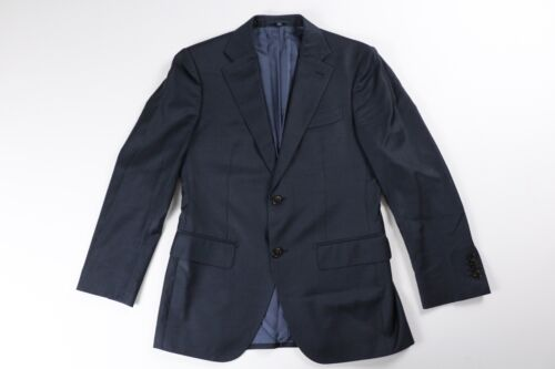 Suit Supply Navy Blue Suit Jacket Blazer 36 R fits