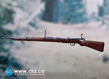 DRAGON IN DREAMS 1/6 WW II GERMAN NIELS LOOSE K98 RIFLE (WOOD & METAL)  NEW SPEC