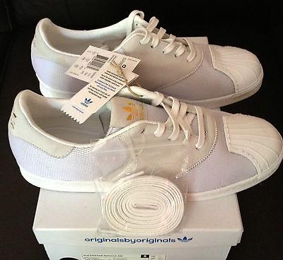 the latest 0de4c 9b2bc Adidas Original DB Superstar Saddle David Beckham Casual Shoes 11 us G20504   eBay