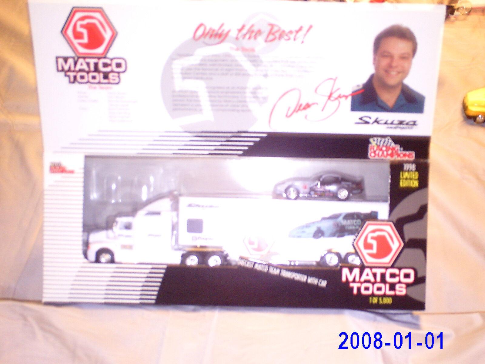 MATCO TOOLS 1 64 TRANSPORTER AND VIPER 1998