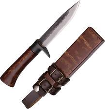 """Kanetsune Sakura Knife KB-201 9 1/2"""" overall. 5"""" 15 layer damascus blue steel bl"""