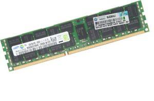 HP 16GB 672631-B21 672612-081 647653-081 ECC REG RAM PC3-12800R f. Gen8 ProLiant