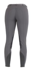 Shires Ladies Portland Performance Breeches Grey