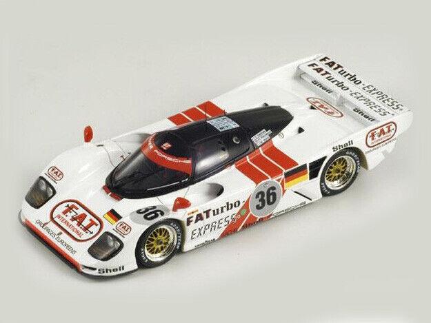 Spark Model 1 43 43LM94 Dauer Porsche 962 LM  36 Winner Le Mans 1994 NEW