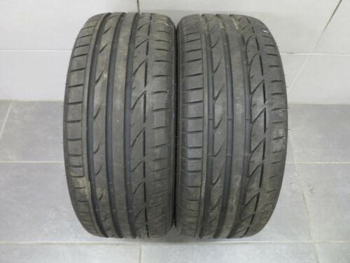2x Sommerreifen Bridgestone Potenza S001 225//40 R18 92Y ca DOT 0617 7,0 mm